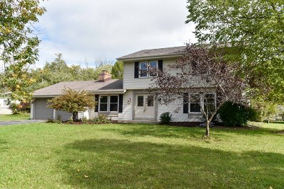 Milwaukee County Single Family Home For Sale: 8810 N Rexleigh Dr