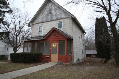 Whitewater Single Family Home For Sale: 416 N Jefferson St