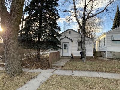 Milwaukee Single Family Home For Sale: 4701 N 34th St