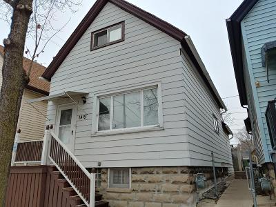 Single Family Home For Sale: 1415 S 21st St