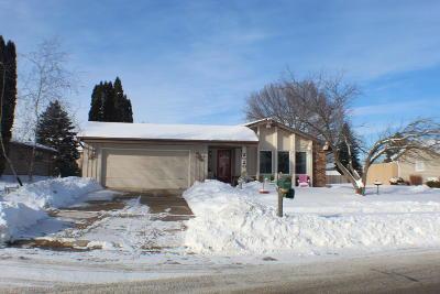 Oak Creek Single Family Home For Sale: 2020 E Hickory Dr