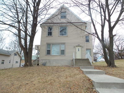 West Bend Multi Family Home For Sale: 426 N 8th Ave