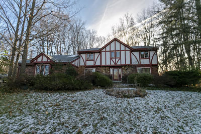 Brookfield Single Family Home For Sale: 1580 Valley Forge Crt