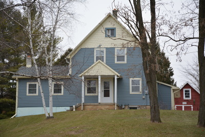 Saukville Single Family Home Active Contingent With Offer: 639 S Main St