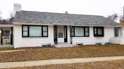 Milwaukee Single Family Home For Sale: 3124 W Sheridan Ave