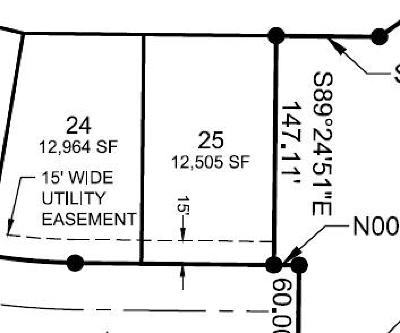 Oak Creek Residential Lots & Land Active Contingent With Offer: Lt25 Arbor Creek Dr