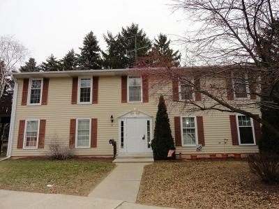 Sheboygan Condo/Townhouse Active Contingent With Offer: 3907 Country Pl #C
