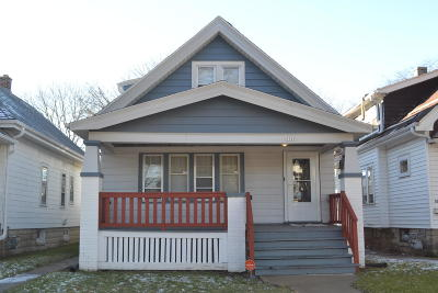 Milwaukee Single Family Home For Sale: 5323 N 39th St