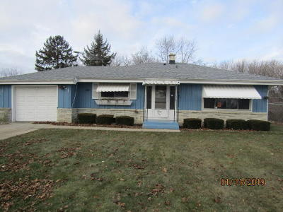 Milwaukee Single Family Home For Sale: 6447 N 94th St