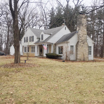 Single Family Home For Sale: 800 Park Ln