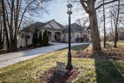Waukesha Single Family Home Active Contingent With Offer: S52w25395 Poppy Fields Rd
