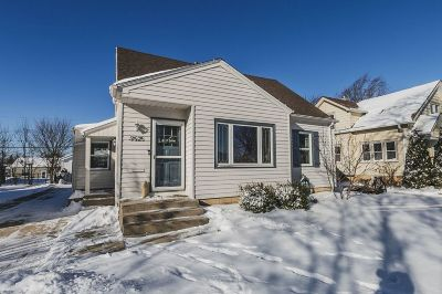 Milwaukee County Single Family Home For Sale: 3525 N 95th St