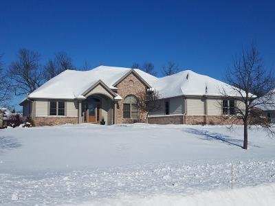 Menomonee Falls Single Family Home For Sale: N54w16270 Westwind Dr