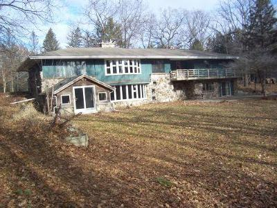 New Berlin Single Family Home Active Contingent With Offer: 16939 W Small Rd