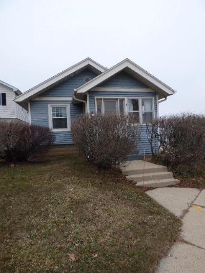 West Allis Single Family Home Active Contingent With Offer: 9212 W National Ave