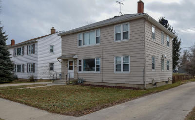 Milwaukee Two Family Home For Sale: 1319 E Howard Ave. #1321