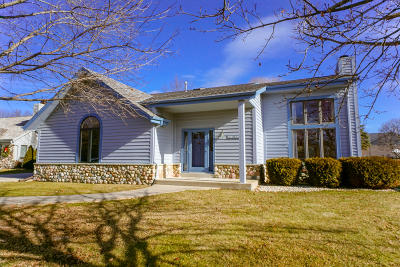 Menomonee Falls Single Family Home Active Contingent With Offer: W163n7630 Tamarack Trl