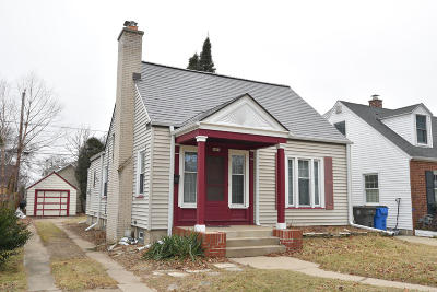 Single Family Home For Sale: 4859 N Idlewild Ave