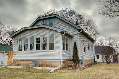 Single Family Home For Sale: N63w23445 Main St