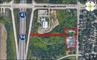 Oak Creek Residential Lots & Land For Sale: 7977 S 13th St #8005,  8