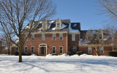 Mequon Single Family Home Active Contingent With Offer: 10535 N Ironwood Cir