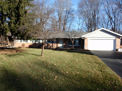 Single Family Home For Sale: 6562 N Bethmaur Ln