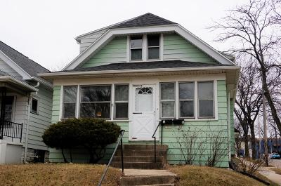 West Allis Two Family Home For Sale: 1101 S 63rd St