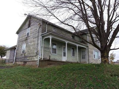 Kewaskum Single Family Home Active Contingent With Offer: W143 Forest View Rd