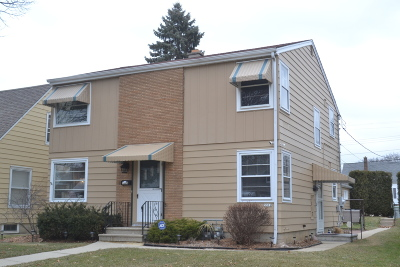 Milwaukee Two Family Home For Sale: 3312 N 85th St