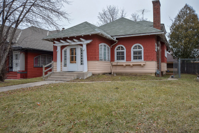 Milwaukee Single Family Home For Sale: 2644 N 46th St