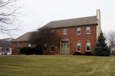 Menomonee Falls Single Family Home Active Contingent With Offer: W135n6463 Lakewood Dr