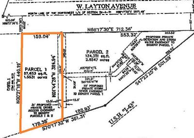 Greenfield Residential Lots & Land For Sale: 10557 W Layton Ave