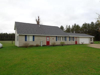 Pembine Single Family Home For Sale: W7885 County Rd Z