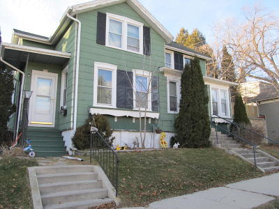 Sheboygan Single Family Home For Sale: 812 N 5th St