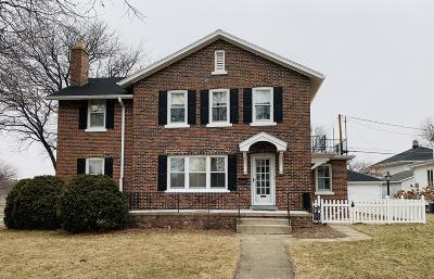 Kohler Single Family Home Active Contingent With Offer: 230 Orchard Rd