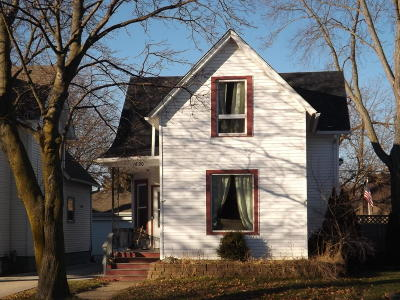 Racine Single Family Home For Sale: 1620 N Main St