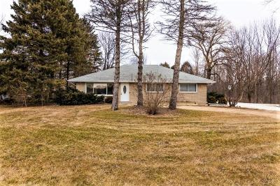 Cedarburg Single Family Home For Sale: 794 State Road 60
