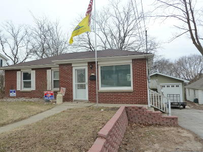 Pewaukee Single Family Home Active Contingent With Offer: 277 Prospect Ave