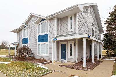 Lake Geneva Condo/Townhouse Active Contingent With Offer: 708 Geneva National Ave N
