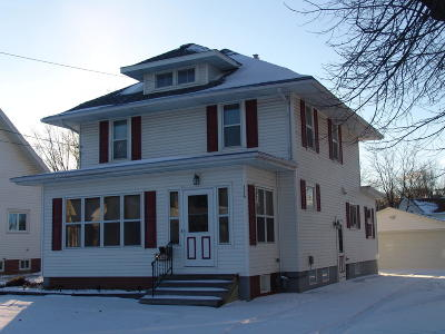 Horicon WI Single Family Home For Sale: $132,900