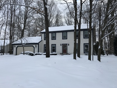 Waukesha Single Family Home Active Contingent With Offer: N26w22153 Glenwood Ln