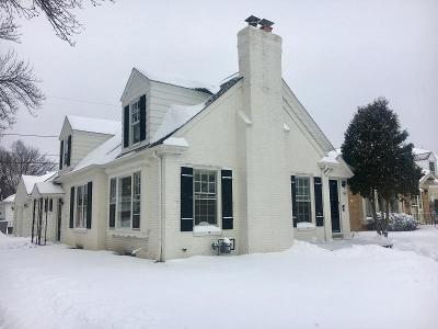 Milwaukee Single Family Home Active Contingent With Offer: 2846 N 69th St