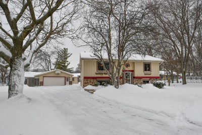 Hartland Single Family Home Active Contingent With Offer: 163 Poplar Ct