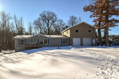 Jefferson County Single Family Home Active Contingent With Offer: N9252 Loam Rd