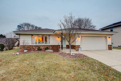 Milwaukee Single Family Home Active Contingent With Offer: 3950 S 71st St