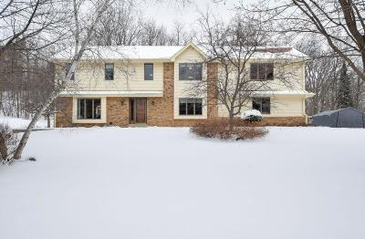 Muskego WI Single Family Home Active Contingent With Offer: $385,000