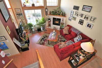 Waukesha Condo/Townhouse Active Contingent With Offer: 2422 Fox River Pkwy #F