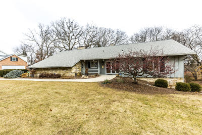 Brookfield Single Family Home Active Contingent With Offer: 3640 Mary Cliff Ln