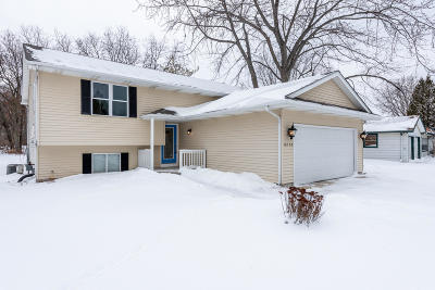 Pleasant Prairie WI Single Family Home Active Contingent With Offer: $275,000