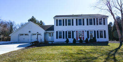 Brookfield Single Family Home For Sale: 21335 Talbots Ln